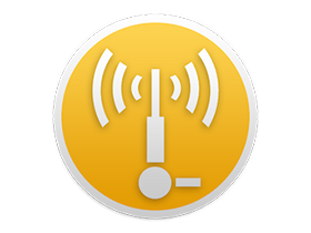 iStumbler For Mac v103.43 WiFi 信号强度检测工具
