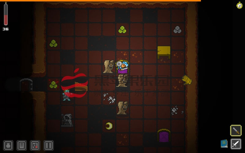 Quest of Dungeons For Mac v1.0.9 角色扮演游戏