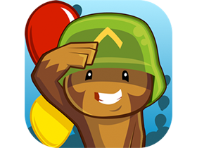 Bloons TD 5 For Mac v3.7 猴子塔防