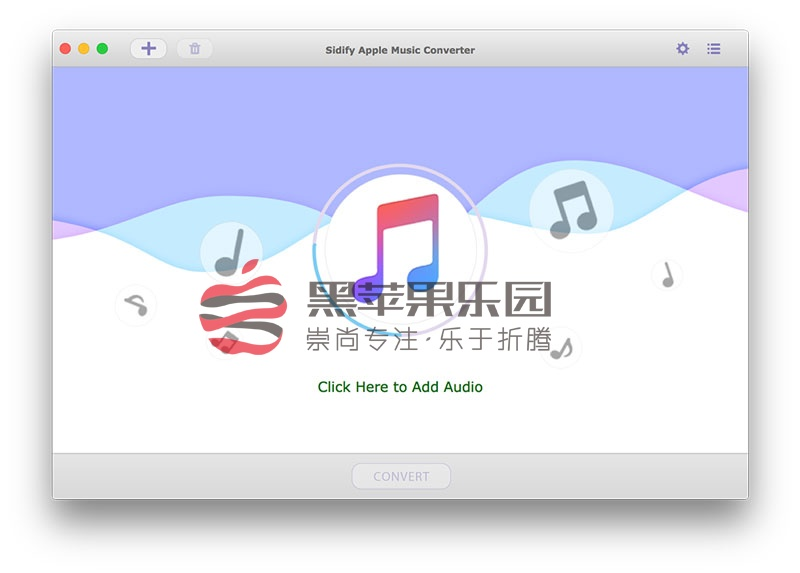Sidify Apple Music Converter v1.2.3 从Apple Music歌曲中删除DRM