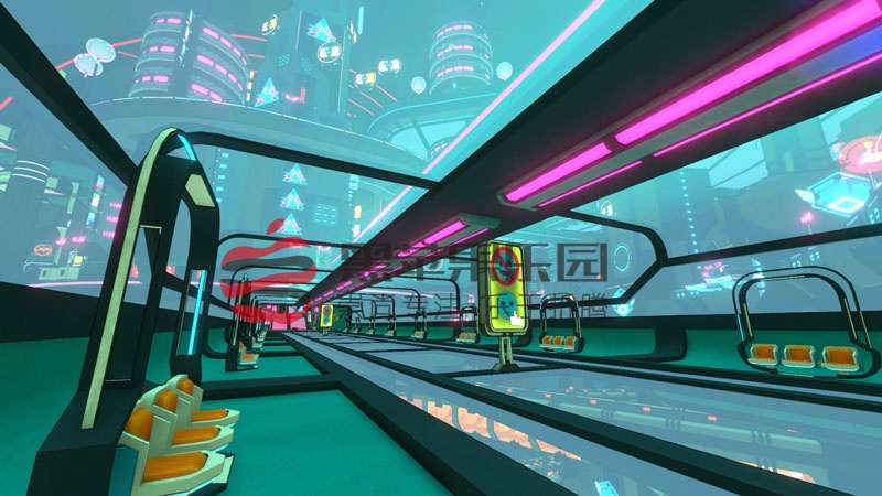 Hover-Revolt Of Gamers For Mac 炫空-玩家起义 3D跑酷游戏